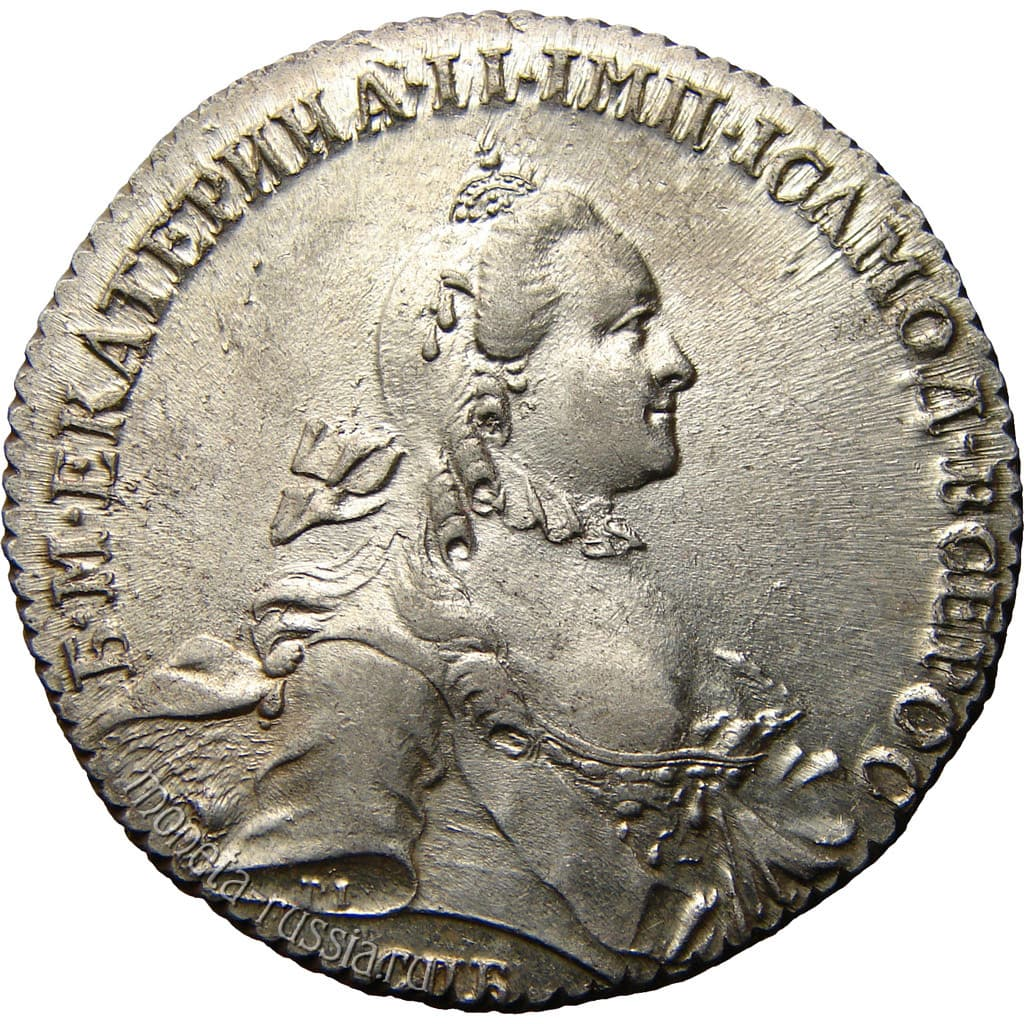 грозный монета